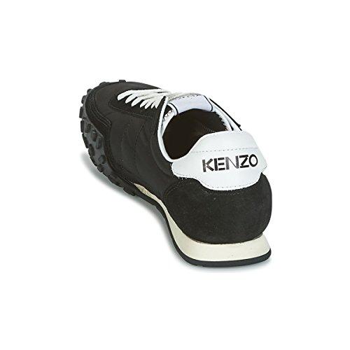 Mujeres Negro Bajas Zapatillas 39 Moda Kenzo Move RCxAwtqgf