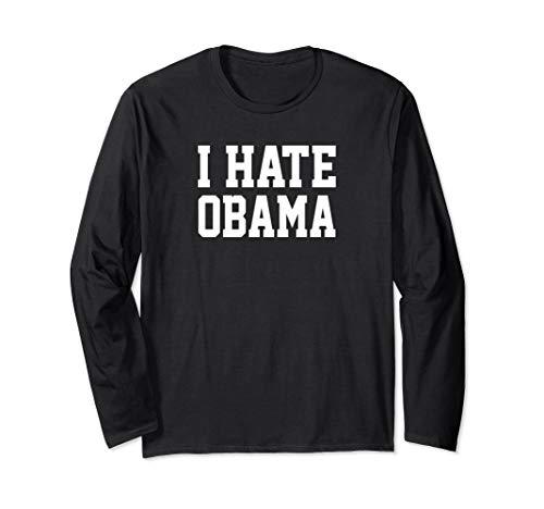 Anti Obama Long Sleeve T-Shirt