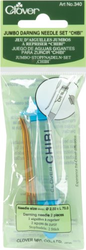Clover 340 Chibi with Jumbo Darning Needles
