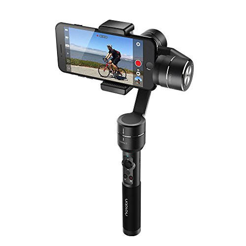 AiBird UoPlay 2 3 Axis Handheld Universal smartphone Steady Gimbal Stabilizer for iPhone 7 and 7 plus Samsung Galaxy note s6 s7 and GoPro Hero 3 3+ 4 by AiBird