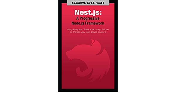 Amazon com: Nest js: A Progressive Node js Framework eBook