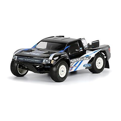 Pro-Line Racing 3344-00 Ford F-150 SVT Raptor Clear Body (Proline Body Slash 4x4)
