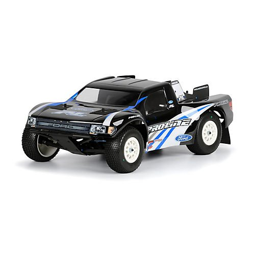 Pro-Line Racing 3344-00 Ford F-150 SVT Raptor Clear Body