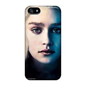 Defender Case For Ipod Touch 4 Cover , Emilia Clarke Game Of Thrones Season 3 Pattern