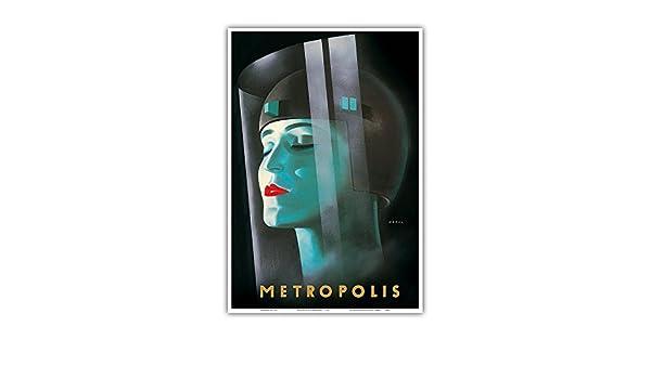 Pacifica Island Art Metropolis-Dirigida por Fritz Lang ...
