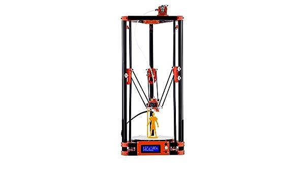 PAN-EX Impresora 3D Impresora 3D FLSUN_A Kit de Bricolaje Delta ...