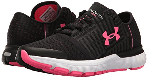 Shoe Women's Black 3 Speedform white Gr Under Armour Running Gemini 57avAA08