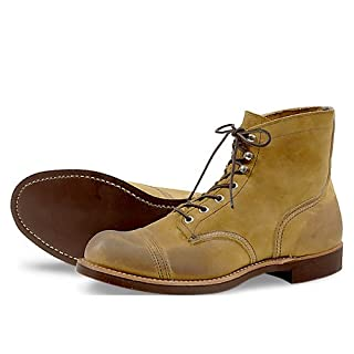 "Red Wing Heritage Men's 6"" Iron Ranger, Hawthorne Muleskinner, 14 D (M) (B0057IGX1A) 