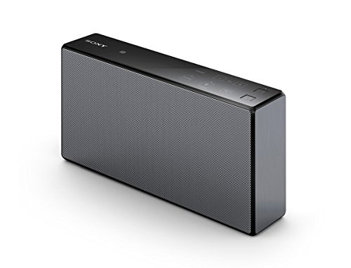 Sony SRSX55/BLK Powerful Portable Bluetooth Speaker