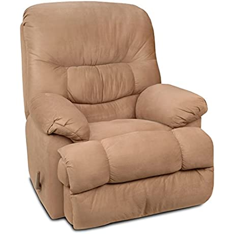 Rustic Styled Recliner 680131