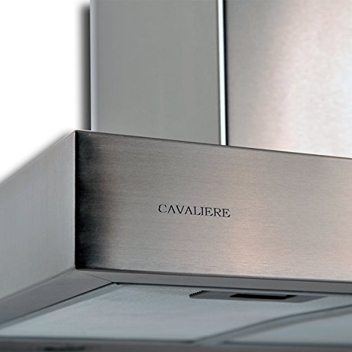 CAVALIERE SV218Z-30 Wall Mounted Stainless Steel Kitchen Range Hood 900 CFM by CAVALIERE (Image #4)