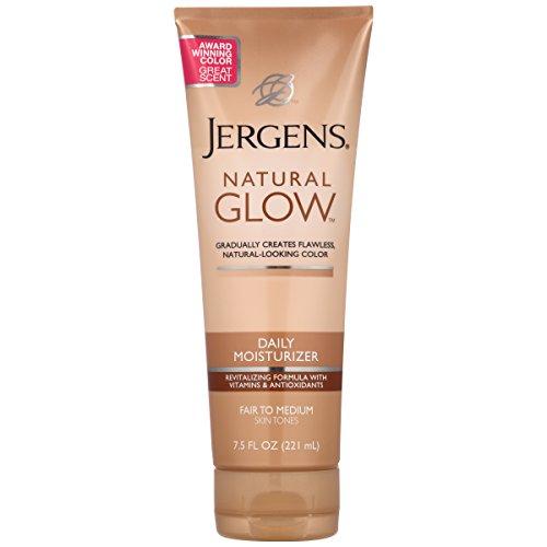 Jergens Natural Glow Daily Moisturizer (Fair to Medium) Körperselbstbräuner