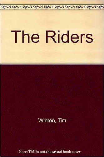 the riders tim winton analysis