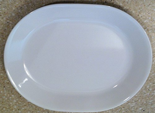 Corelle Livingware Winter Frost White 12-1/4'' Serving Platter