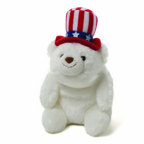 GUND Snuffles Dressed As Uncle Sam Plush ()