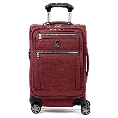 Travelpro Platinum Elite-Business Plus Softside Expandable Luggage Bordeaux