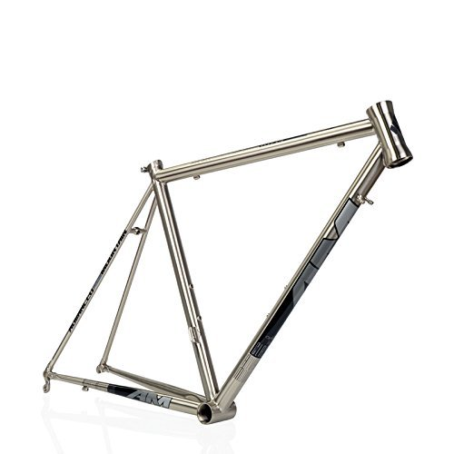 1.64KG AM CLR6200 Reynolds 520 Materials 700C Road Bike Frame & Carbon Fork