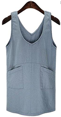 fashciaga-Womens-Sleeveless-Shoulder-Straps-Cotton-Dress