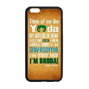 LeonardCustom Durable Protective Hard TPU Rubber Coated Cover Case for iPhone 6 Plus 5.5 inch, HIMYM How I Met Your Mother by mcsharks
