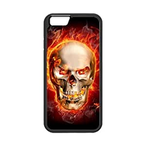 "C-Y-F-CASE DIY Human Skull Pattern Phone Case For iPhone 6 (4.7"")"