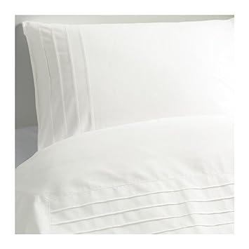 Ikea Bettwäsche Garnitur Alvine Stra Weiß In 3 Größen