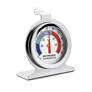 Compra Nicetruc Frigorífico Profesional Congelador termómetros ...