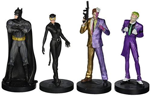 Standing Knight Figurine - Eaglemoss DC Masterpiece Figure Collection: Batman 75th Anniversary Figurine Box Set Statue