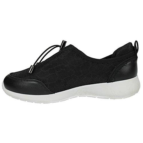 Crissy-Scarpe da corsa da donna per palestra, Boost Shock per scarpe sportive, taglia 36-41 (UK 3-8 (36-41)