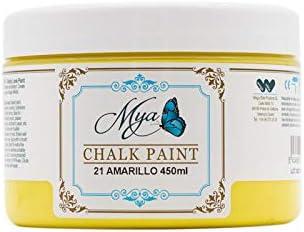 MYA Chalk Paint 21 Amarillo, 450ml.