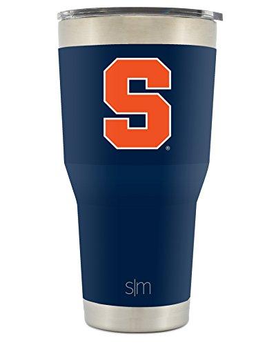 Simple Modern Syracuse University 30Oz Cruiser Tumbler   Vacuum Insulated Stainless Steel Travel Mug   Su Cuse Orange Tailgating Hydro Cup College Flask