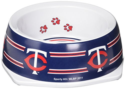 Sporty K9 MLB Minnesota Twins Pet Bowl, Small