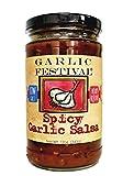 Cheap Garlic Festival Spicy Garlic Salsa 12 oz.