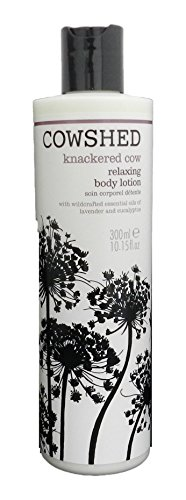 Knackered Cow Relaxing Body Lotion 300ml/10.15oz