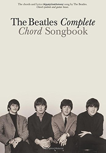- The Beatles Complete Chord Songbook