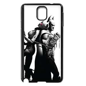 Batman Arkham City Samsung Galaxy Note 3 Cell Phone Case Black custom made pgy007-9945923