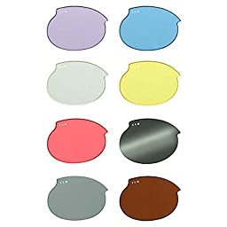 ILS Replacement Lens for Dog Glasses XS Yellow