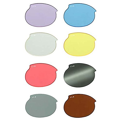 (Doggles ILS Replacement Lens, X-Small, Clear)