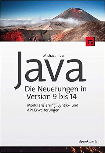 Java – die Neuerungen in Version 9 bis 14