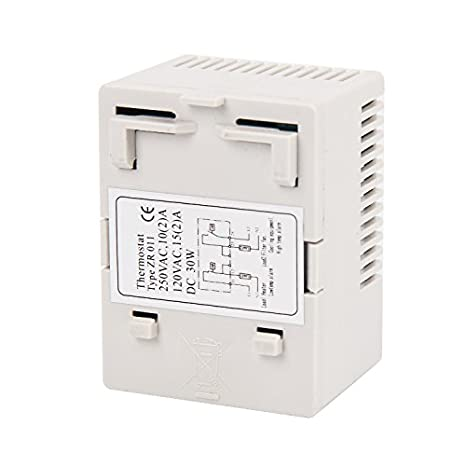 ClimaTek Direct Replacement for Tempstar Single Pole Condenser Contactor 3100-15Q1191