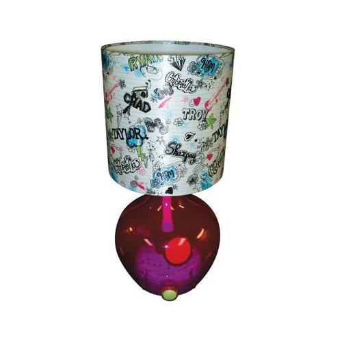 High School Musical Lamp - JAYBRAKE 001152 Tm 001152 Lamp High School Musical Animated