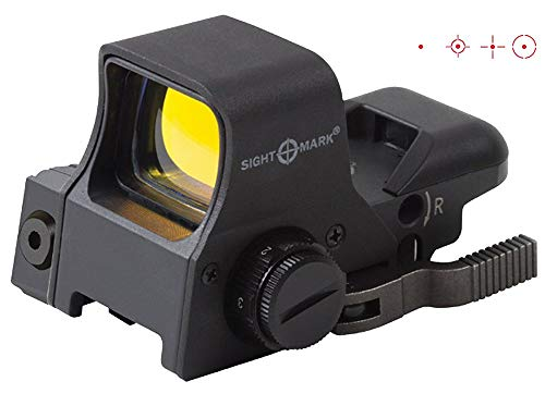 Sightmark SM14003 Ultra Dual Shot Pro Spec NV Sight QD (Renewed)