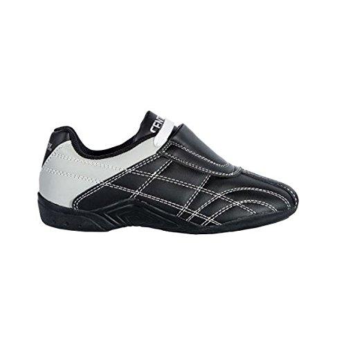 Century Lightfoot Martial Art Shoes, Black, Size 12