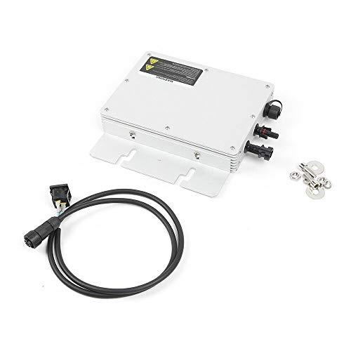 Drahtloser Wasserdichter IP65 Netzwechselrichter Solar Micro PV Wechselrichter Wechselrichter Solar Grid-Verwender Digitaler Controller (1200)