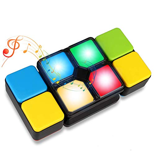 Rubik's Cube Fun Educational Music Cube Toy,Electronic Music Puzzle for Kids,Magic Cube Puzzle
