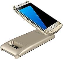 EASYCOBFunda Batería para Samsung Galaxy S7 Edge 5200mAh,Cargador ...