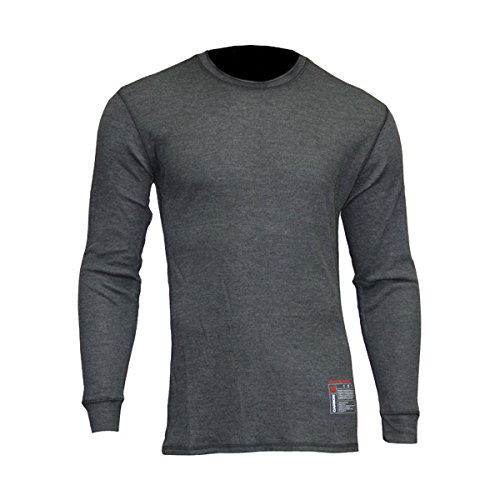 Chicago Protective Apparel CXA-54-2XL FR Baselayer Shirt, CarbonX Active, XX-Large by Chicago Protective Apparel (Image #1)