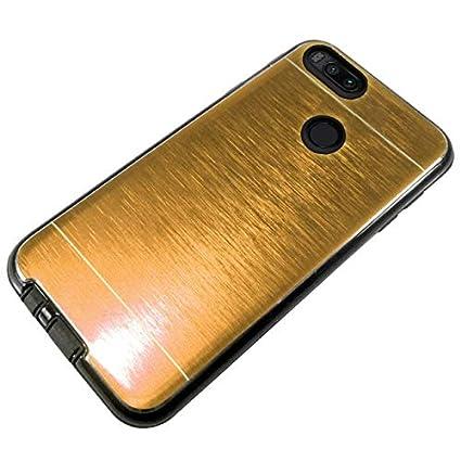 Mb Accesorios Funda Carcasa Metálica Oro Xiaomi Mi 5X-MI A1 ...