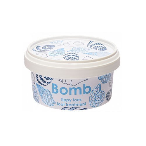 Tippy Toes Loción Hidratante para Pies 210ml - Bomb Cosmetics