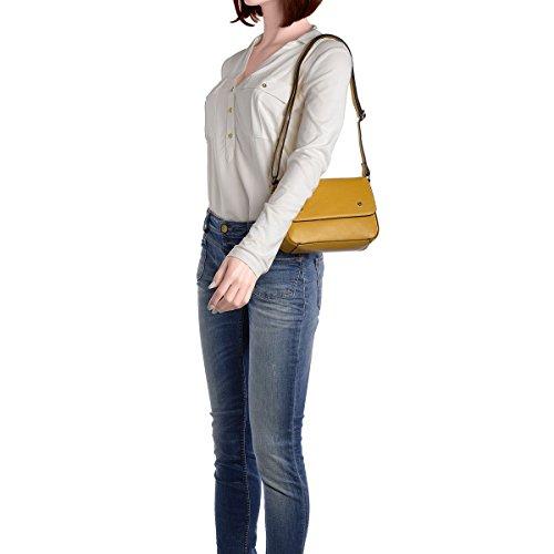 FREDsBRUDER Umhängetasche Feierstunde Crossbody Bag Damen Gelb