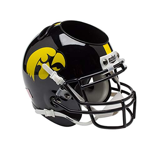 NCAA Iowa Hawkeyes Mini Helmet Desk Caddy
